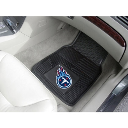 Tennessee Titans Rubber Floor Mats (2)