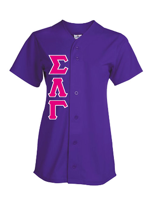 Sigma Lambda Gamma Baseball Jersey