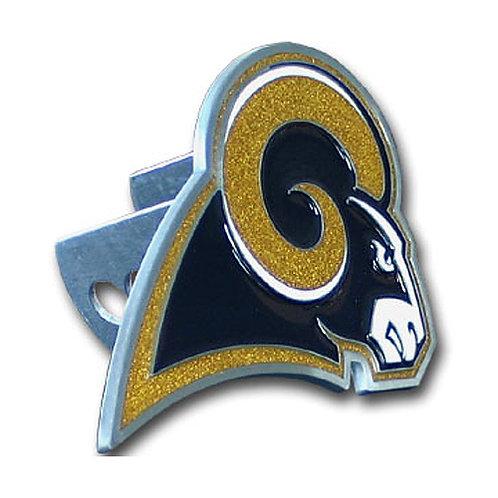St. Louis Rams Logo Hitch Cover