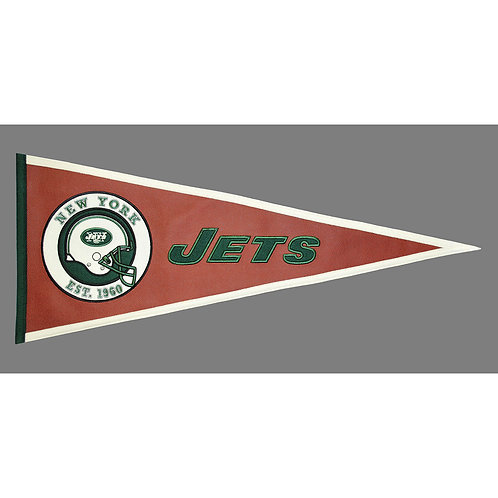 New York Jets Pigskin Traditions Pennant (13x32)