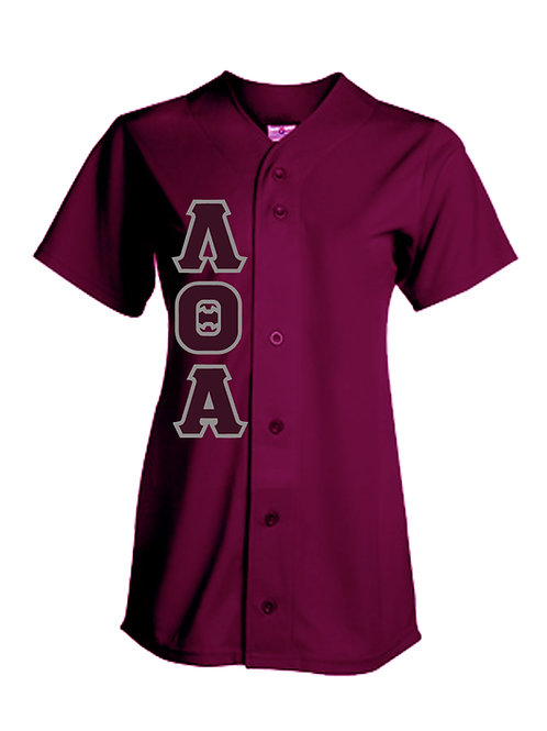 Lambda Theta Alpha Baseball Jersey