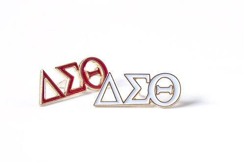 DST 3 Letter Color Pin