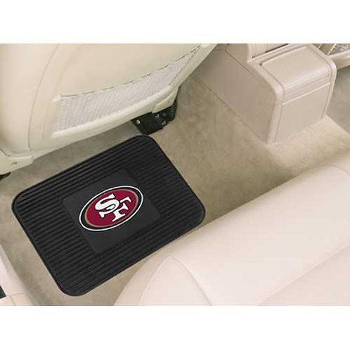 "San Francisco 49ers NFL Utility Mat (14""x17"")"