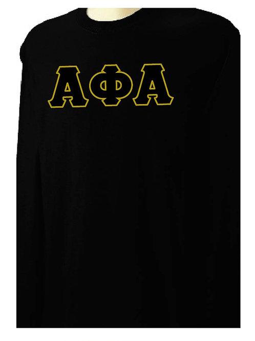 Alpha Phi Alpha Long Sleeve Tee