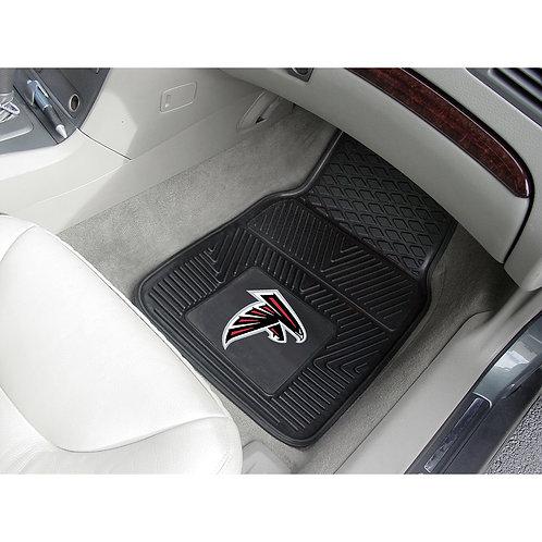 Atlanta Falcons Rubber Floor Mats (2)