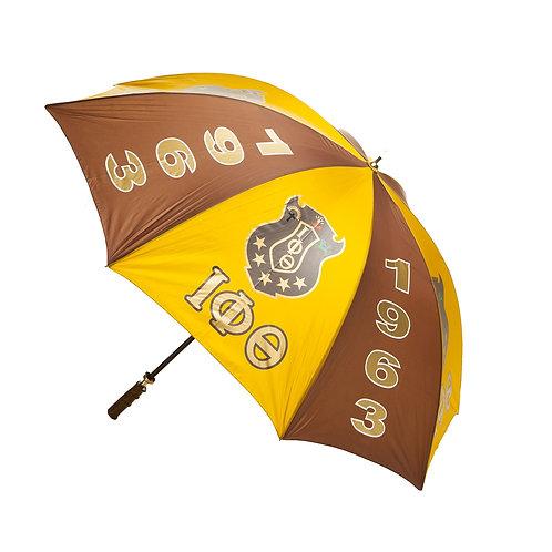 """Iota Phi Theta 30"""" Jumbo Umbrella"""