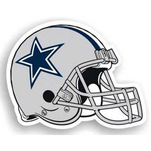 """Dallas Cowboys NFL 12"""" Car Magnet"""