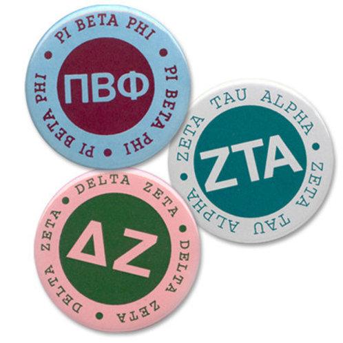 Alpha Kappa Alpha Namesake Button