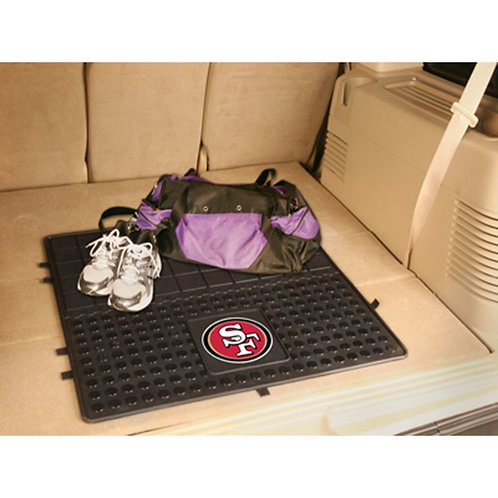 San Francisco 49ers Vinyl Cargo Mat