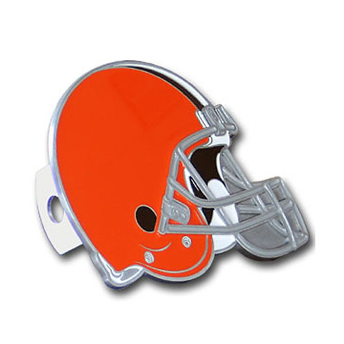 Cleveland Browns Logo Hitch Cover