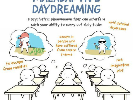 What is Maladaptive Daydreaming?