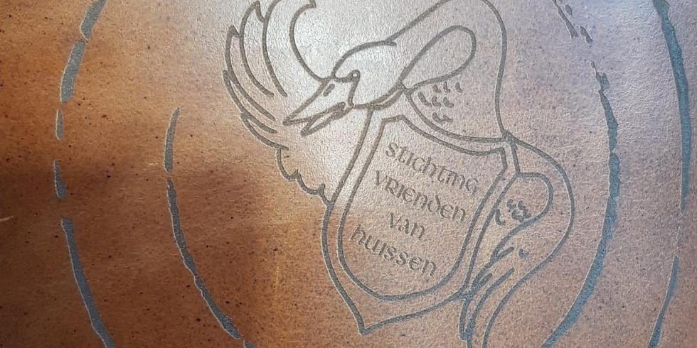 VLEISKEURE' HUISSEN AFGELAST