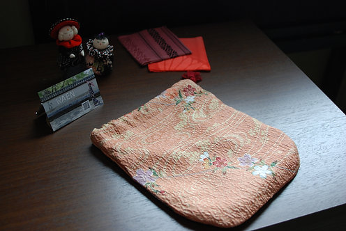 WAEN×城北 オリジナル巾着