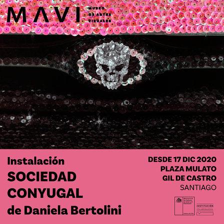 """Sociedad conyugal"" de Daniela Bertolini"