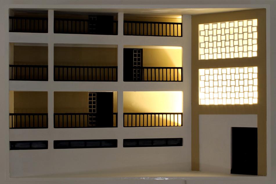 Diorama empart Viña del Mar