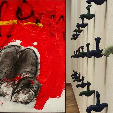 """MAVI: """"De la Pintura a la Instalación"""""""