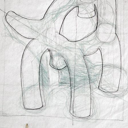 """Desde el 16 de octubre 2020 en www.mavi.cl Sinopsis de la exposición """"Suelo"""" de Francisca Sánchez"""