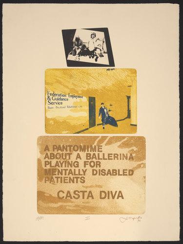 Francisco Copello, Casta Diva, 1990