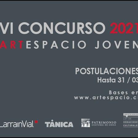 VI CONCURSO ARTESPACIO JOVEN 2021