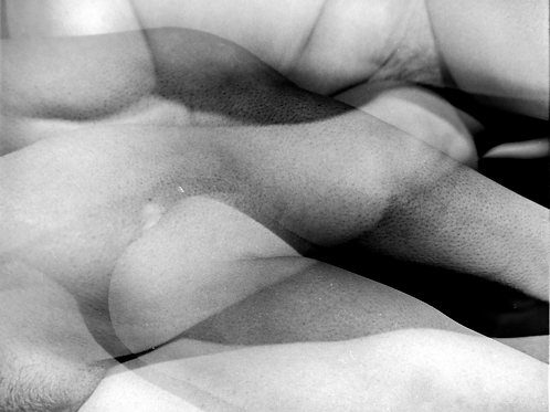 CAMILO MEWLEN, Compenetración territorial II, 2017, Gelatina de plata 60x50 cm.