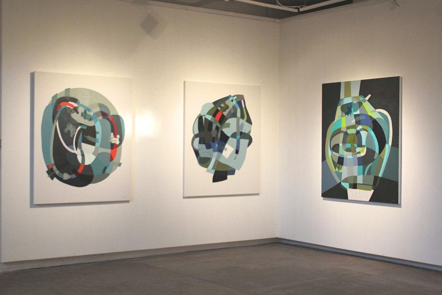 Entrevista Ximena Velasco en Galeria la Sala