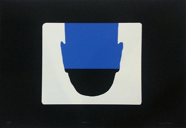 Colección MAVI. Vilches, Eduardo. Retrato (1974) © 2021