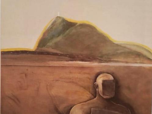 ERNESTO BANDERA, 1990, Parramuss, 140x160 cm.