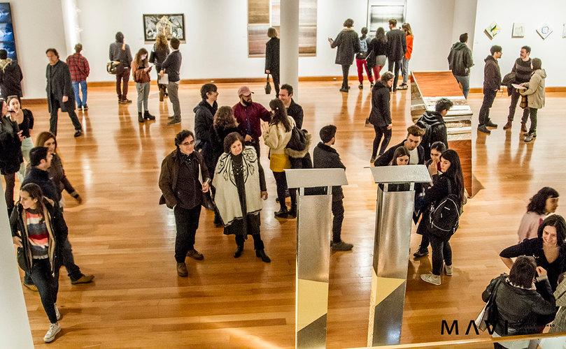 Premio MAVI 2018. Inauguración. @FIbarra  2019