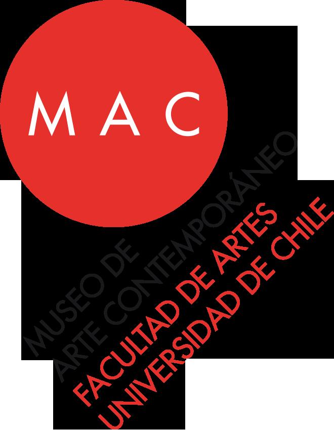 Logo MAC Santiago, museo de arte contemporáneo Santiago © 2020