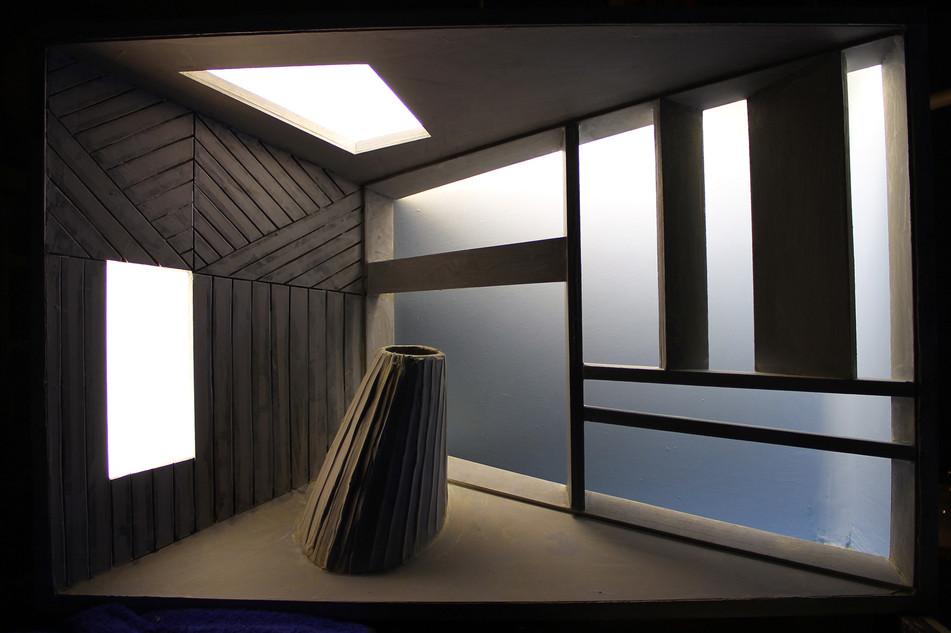 Diorama soplos de luz copelec