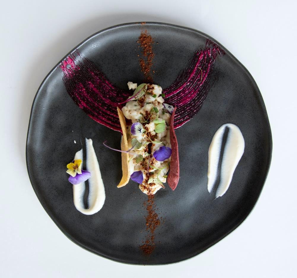 Chef: Víctor Aguilar Restaurant «Lolita Jones» junto a Alexandra Inzunza y Nicolás Yankovic «Oaxaca a Chile» © 2021