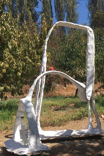 2020 MAVI Sinopsis Suelo. Taller de esculturas. Arribas 4 © 2020