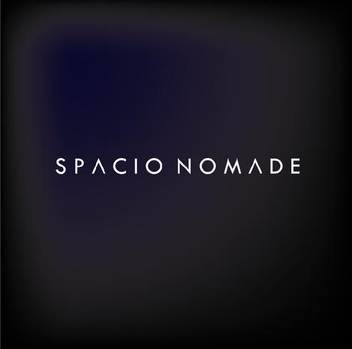 Logo SPACIO NOMADE 2020 Black © 2020