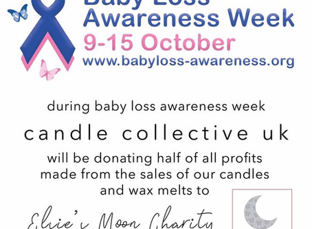 We're supporting Baby Loss Awareness