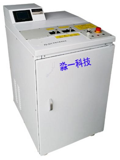 MT-500硬盘粉碎机