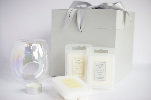 Wax Melt Christmas Gift Box