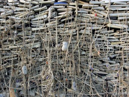 全球问题—废旧电子废弃物的回收