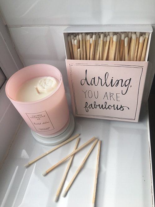 Pinky Perfect - Candle Gift Set