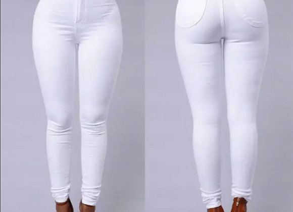 High Waist Jeggings - 5 Colors