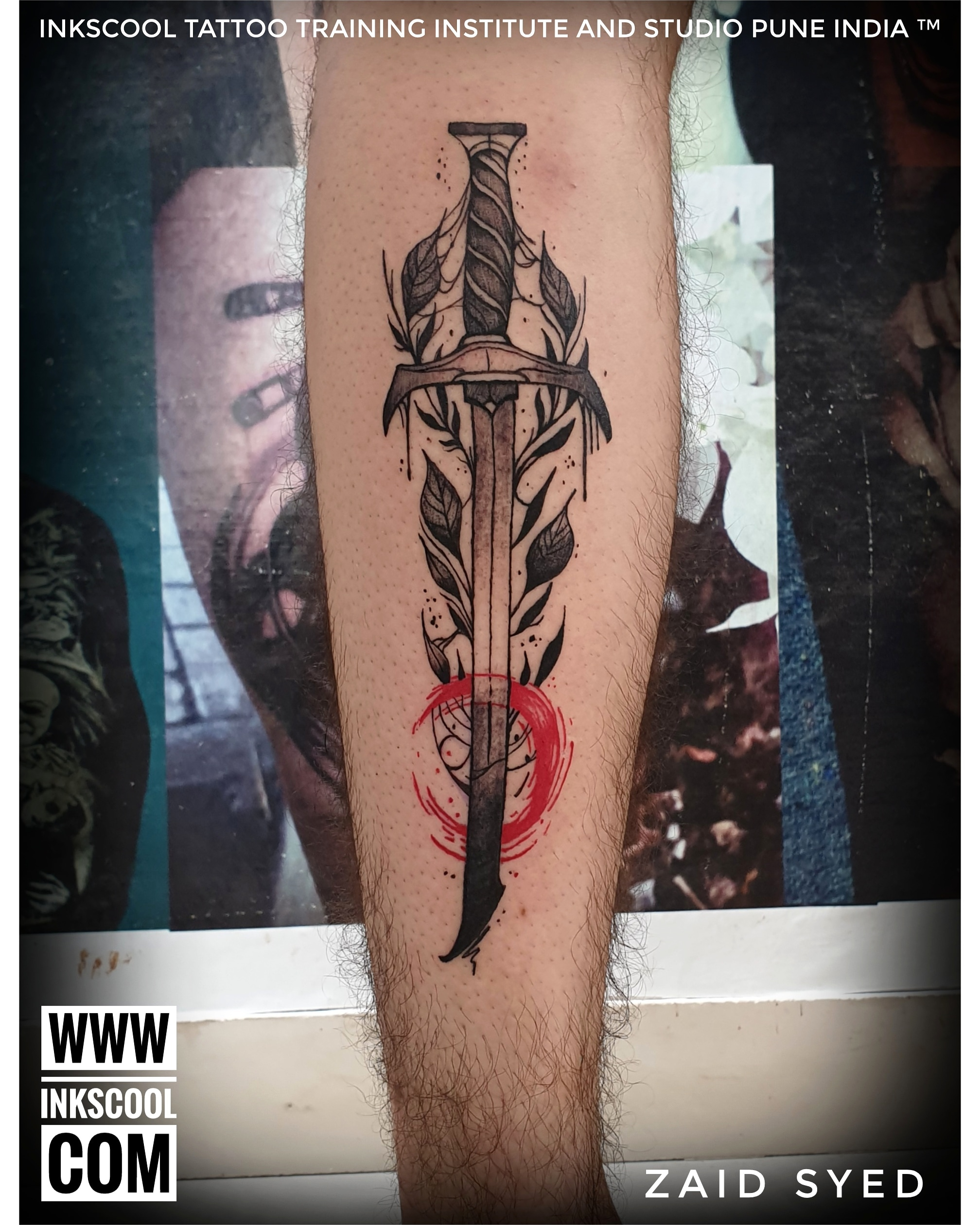 Inkscooltattoos_sword_geometric