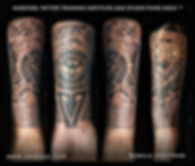 Highly customized tattoo designs by Syed Hamza Ali of Inkscool tattoos Pune. Punes best tattoo studio located in wanowrie offers beautiful and original designs at very low and discounted cost. Safe and hygenic tattoo studio with punes best tattoo artist.