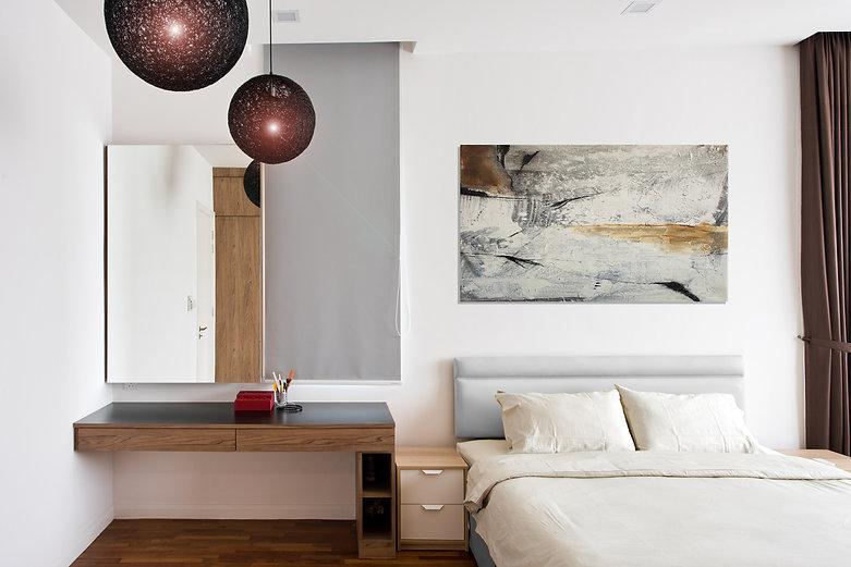 Interior Design Malaysia Kuala Lumpur Setia Eco Glades Cyberjaya Master Bedroom