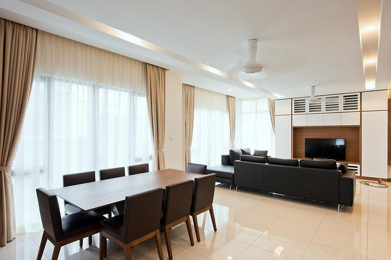 Interior Design Malaysia Kuala Lumpur Setia Eco Glades Cyberjaya Living Dining