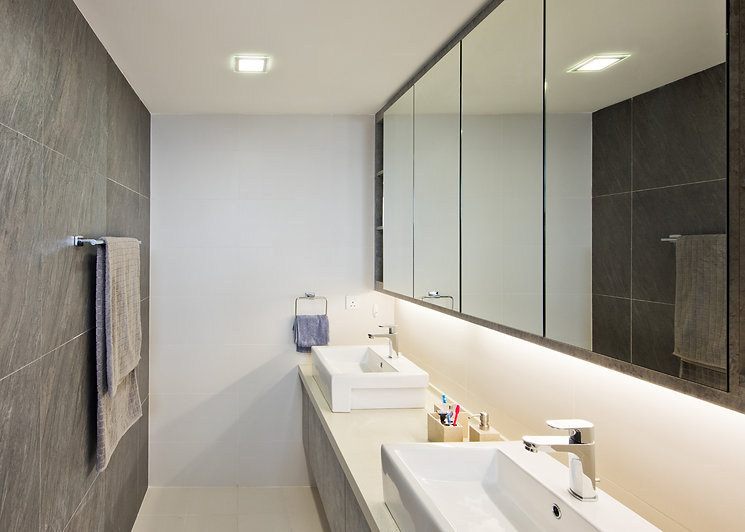 Interior Design Malaysia Kuala Lumpur Petaling Jaya TTDI Master Bathroom