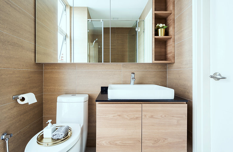 Master Bathroom Interior Design Malaysia Kuala Lumpur Bandar Utama BU9