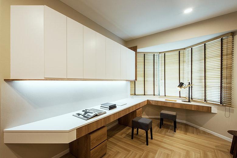 Study Room Interior Design Malaysia Kuala Lumpur Bangsar