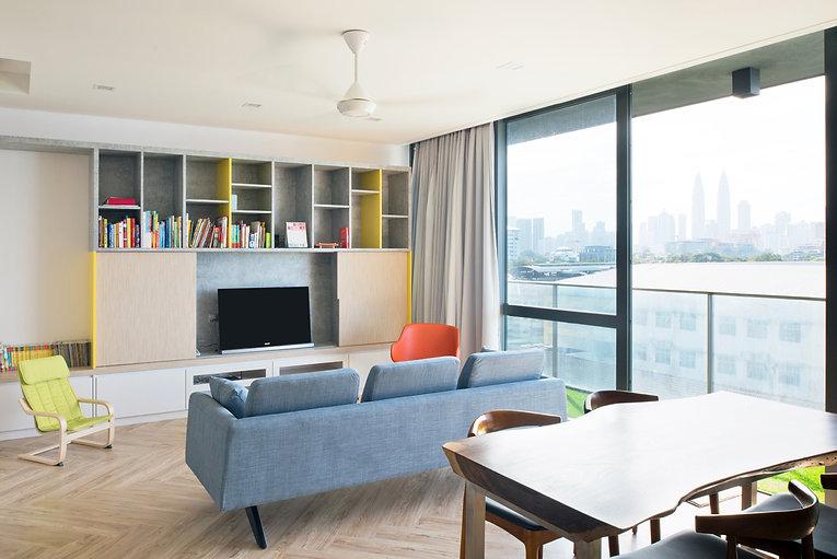 Living Interior Design Malaysia Kuala Lumpur Sentul Capers