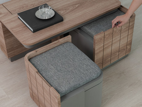 [Product] Small Combinations That Free Up Space In Your Home In A Big Way