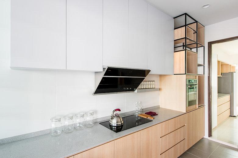 Interior Design Malaysia Kuala Lumpur Setia Eco Glades Cyberjaya Kitchen