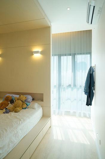 Interior Design Malaysia Kuala Lumpur Bukit Jalil KM1 Master Bedroom
